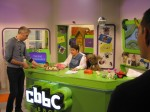 On the set of CBBC